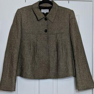 Calvin Klein Tweed Jacket Blazer